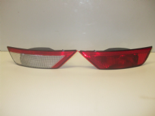 FORD FOCUS MK 4   REAR LIGHT + REVERSE LIGHT  DRIVER O/S   +  PASSENGER SIDE  N/S   PAIR    08  09  10  11  REG  NEW (1)